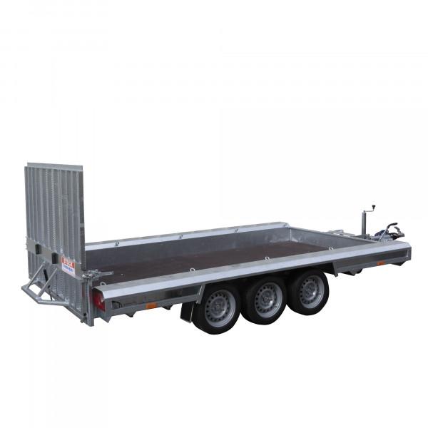 Transport Machine 4mx180cm 3500kg 3x1350kg