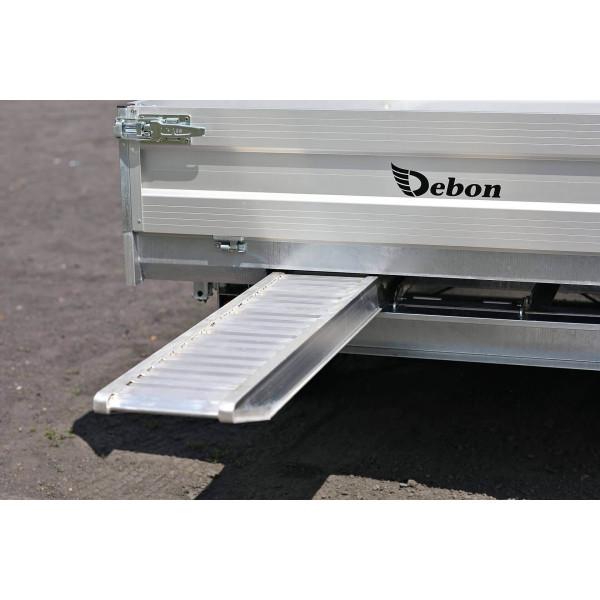copy of DEBON PW3 LUX TRIBENNE 3500KG
