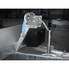 Grillage pour remorque BW 220x131cm